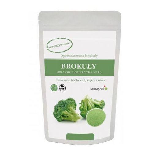Kenay ag Brokuły liofilizowane sproszkowane 100g