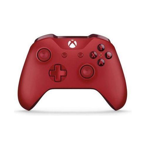 Kontroler MICROSOFT XBOX ONE Czerwony (0889842161083)
