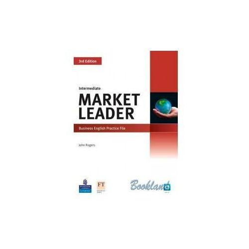 Market Leader Intermediate. Practice File + CD