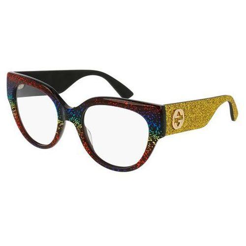 Gucci Okulary korekcyjne gg0103o 005