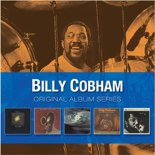 Warner music / rhino Original album series - billy cobham (płyta cd)