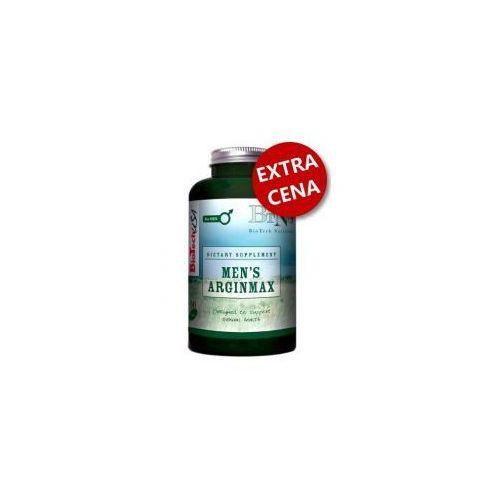Men`s Arginimax 90 kaps - naturalna viagra + powiększenie penisa, 325858
