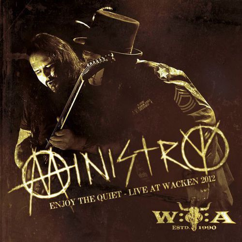 Ministry - Enjoy The Quiet - Live At Wacken 2012 (5099961515420)