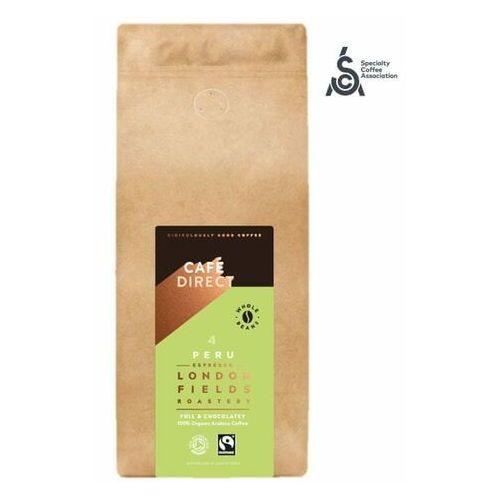 Cafédirect kawa ziarnista BIO Peru Reserve SCA 82 z nutami orzechów i kakao, 1 kg (5060198252167)