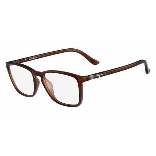 Okulary korekcyjne sf 2723 210 marki Salvatore ferragamo