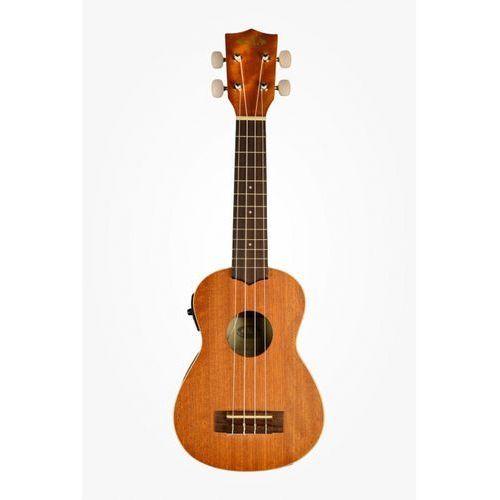 Kala satin mahagony ukulele sopranowe + eq & bag (ub-s)