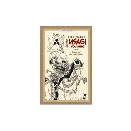 Usagi Yojimbo Gallery Edition Vol. 1: Samurai