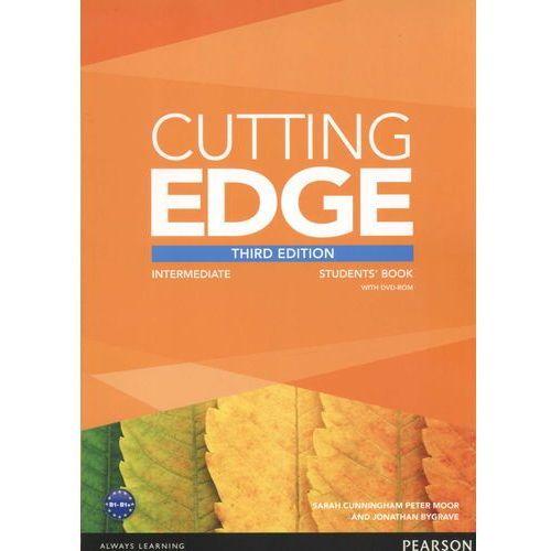Cutting Edge Intermediate Student's Book z płytą DVD, Pearson