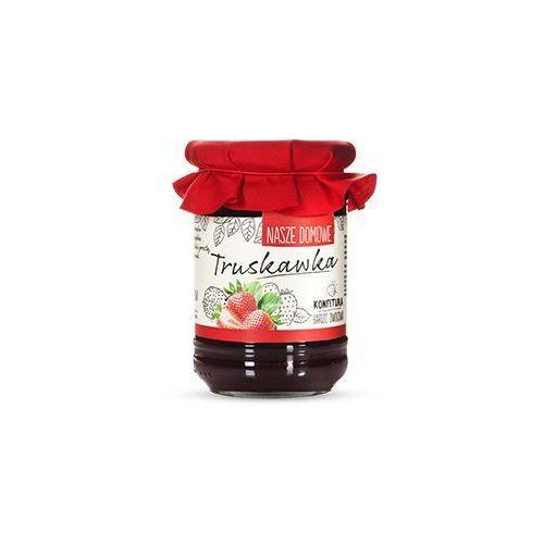 Premium rosa Konfitura domowa z truskawek 320g