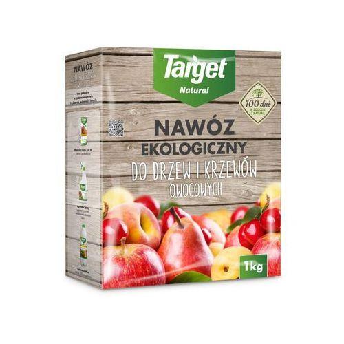 Nawóz do owoców ekologiczny 1 kg marki Target natural