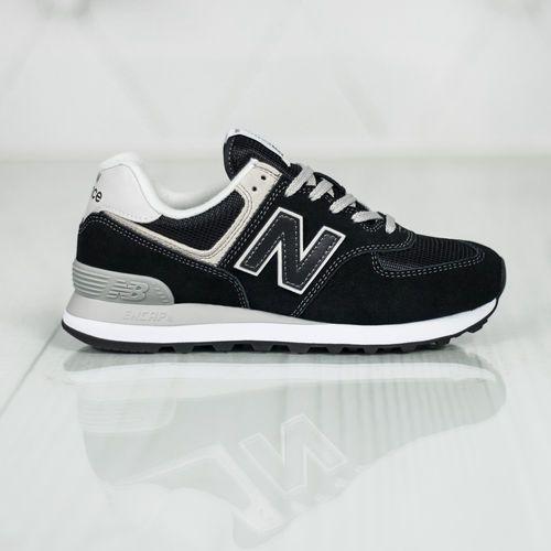 New Balance 574 WL574EB, kolor czarny