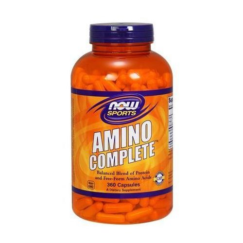 Now foods, usa Amino complete 360 kaps.