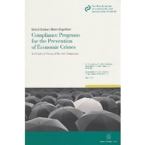 Compliance Programs for the Prevention of Economic Crimes (9783428144587)