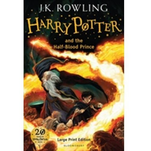 Harry Potter and the Half-Blood Prince (9780747581529)