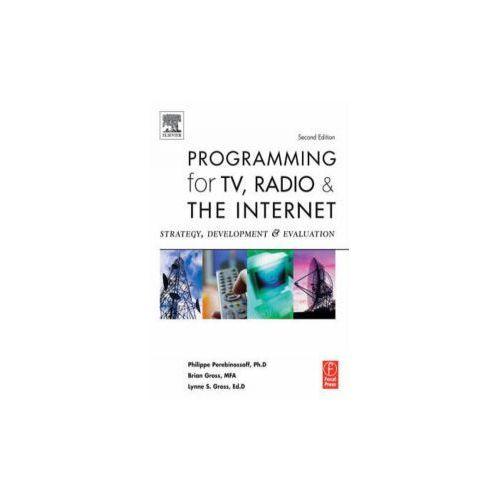 Programming for TV, Radio & The Internet