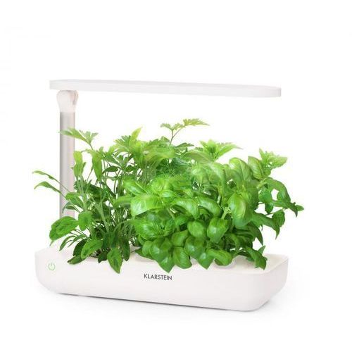 Klarstein growlt flex indoor garden 9 roślin 18w led 2 litry (4060656111105)