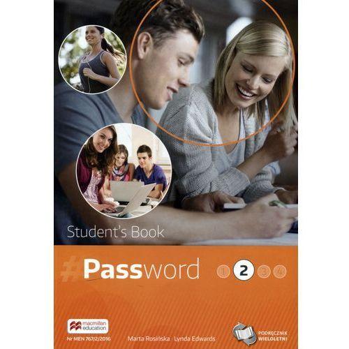 Password 2 Podręcznik wieloletni + CD, Rosińska Marta, Edwards Lynda