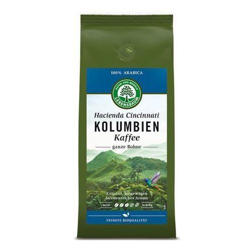 Kawa ziarnista arabica kolumbia bio 250 g lebensbaum marki Lebensbaum (przyprawy, herbaty, kawy)