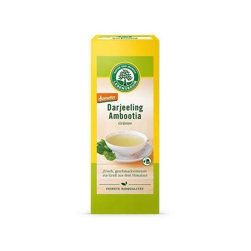Herbata DARJEELING ekspresowa BIO (20x1,5g.) - LEBENSBAUM