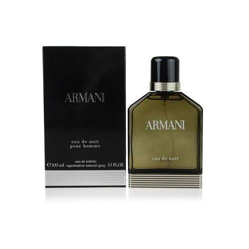 Armani eau de nuit woda toaletowa dla mężczyzn 100 ml od producenta Giorgio armani