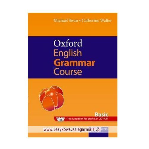 Oxford English Grammar Course Basic with Answers and CD-ROM, Oxford University Press