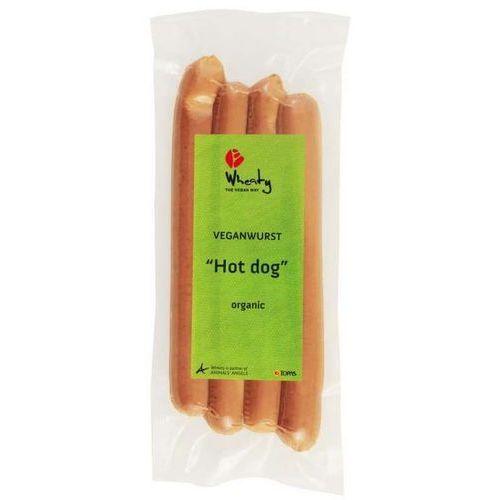 Wheaty Wegańskie kiełbaski wiedeńskie hot dog bio 200 g (4032277000717)