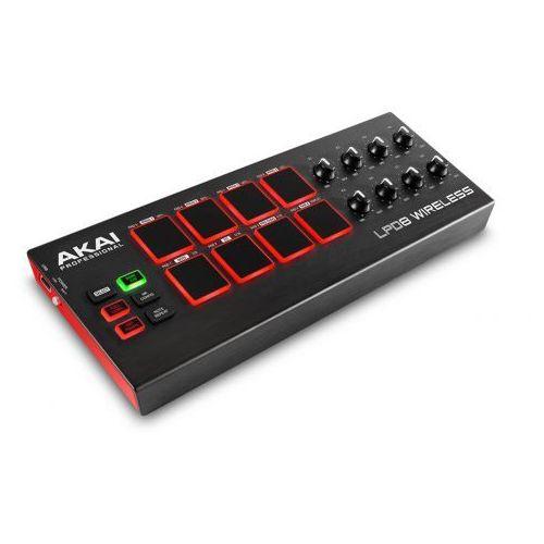 lpd 8 wireless mini kontroler midi / usb marki Akai