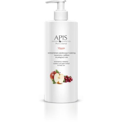 APIS Vitacare Intensywnie Ujędrniający Koktajl Żurawinowy Z Jabłkiem 500ml