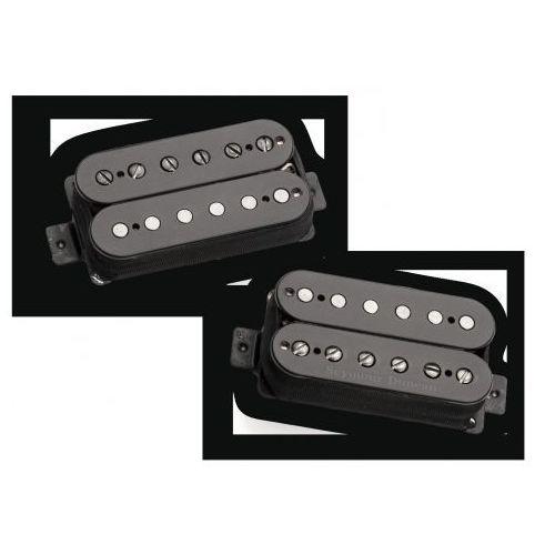 Seymour Duncan SET NAZG-SENT 6 BK Nazgul/Sentient, przetworniki do gitary typu Humbucker Set, kolor czarny