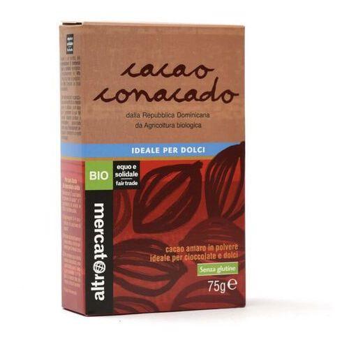 Kakao w proszku Fair Trade bezglutenowy BIO 75g Ecor