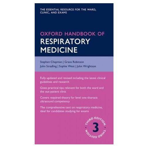 Oxford Handbook of Respiratory Medicine (9780198703860)