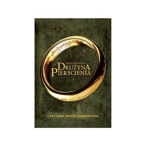 Władca pierścieni drużyna pierścienia - edycja rozszerzona (2 dvd) 7321909323759 marki Galapagos films