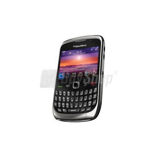 Blackberry Curve 9300 z aplikacją szpiegowską SpyPhone Scout