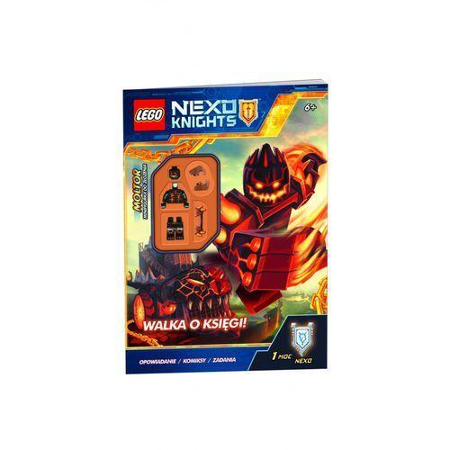 Lego Nexo Knights. Walka o księgi! - Wysyłka od 3,99, AMEET