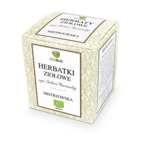 HERBATKA MISTRZOWSKA BIO 20 x 2 g - ECOBLIK (5902020902171)