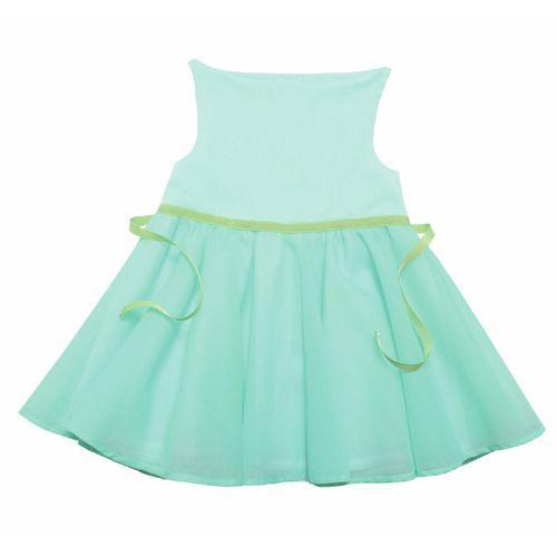 JE SUIS EN CP Sukienka TUTU w miętowym kolorze (sukienka dziecięca)