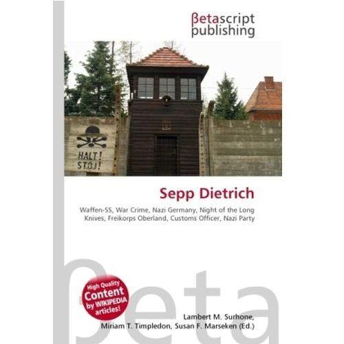 Sepp Dietrich (9786130403775)