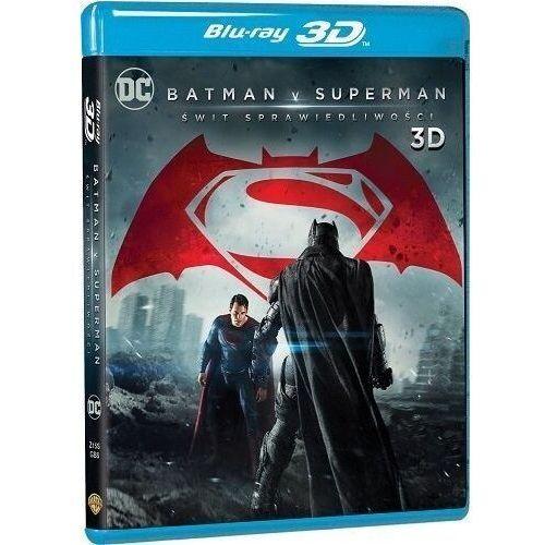 Batman v Superman: Świt sprawiedliwości 3D (Blu-Ray) - Zack Snyder