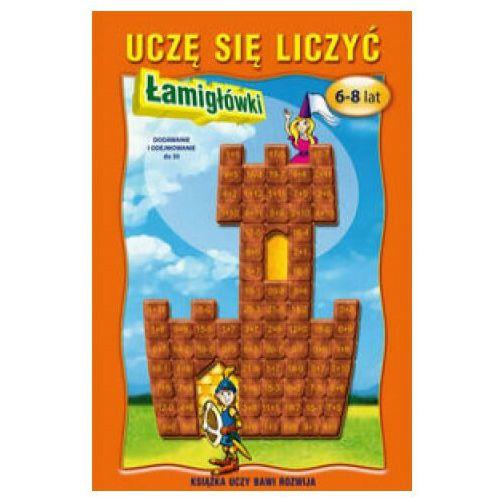 Uczę się liczyć. Łamigłówki. 6-8 lat - Beata Guzowska (32 str.)