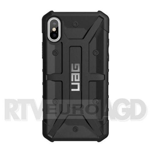 UAG Pathfinder Case iPhone X (czarny), kolor czarny