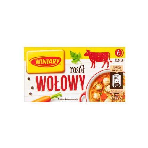 60g rosół wołowy marki Winiary
