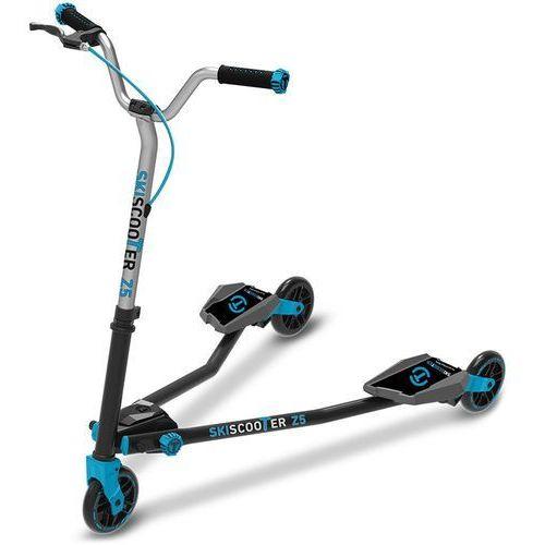 Hulajnoga  ski scooter z5 niebieski + darmowy transport! wyprodukowany przez Smart trike