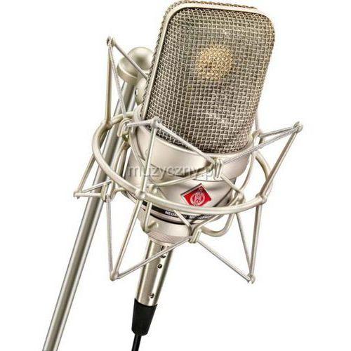 Neumann tlm 49 mikrofon studyjny z uchwytem elastyczym