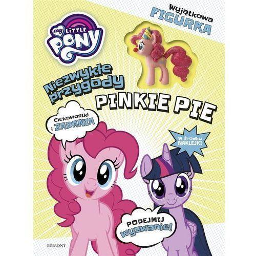 Pinkie Pie Niezwykłe przygody, oprawa broszurowa