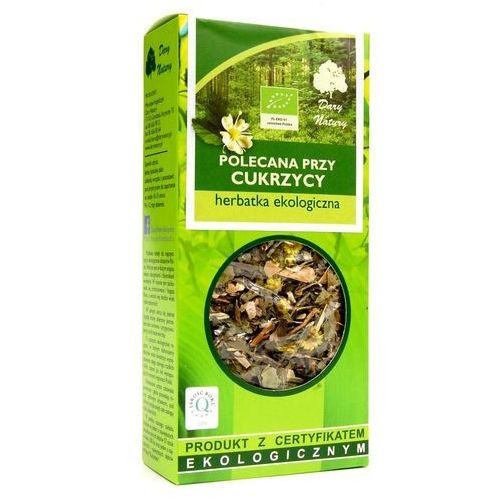 Dary natury Polecana przy cukrzycy 50g - herbata (5902741005212)