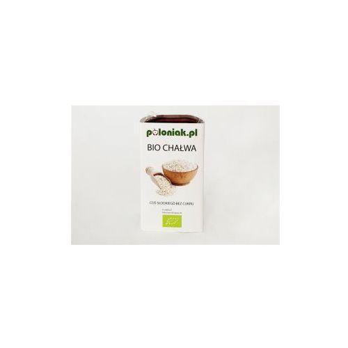 Chałwa miodowa bio 150 g - poloniak marki Poloniak (produkty vege, napary,majonezy)