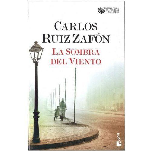Sombra del vietno - Carlos Ruiz Zafon. DARMOWA DOSTAWA DO KIOSKU RUCHU OD 24,99ZŁ, oprawa kartonowa