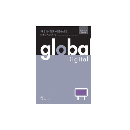 Global Pre-intermediate Digital Multiple User Licence (9780230407718)