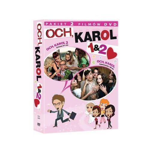 OCH KAROL 1&2 PAKIET (2 DVD) GALAPAGOS Films 7321997500056 (7321997500056)