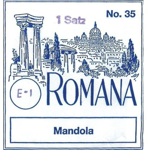 Romana (660262) struna do mandoli - A